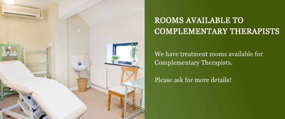 Treatment Rooms Available at Southdowns Chiropractic